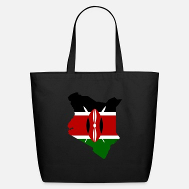 Kenya kenya - Eco-Friendly Tote Bag