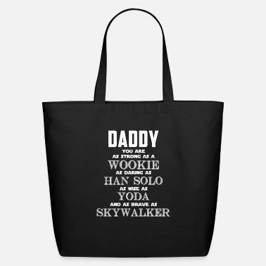 Super Dad You Are My Super Hero T shirt - Eco-Friendly Tote Bag