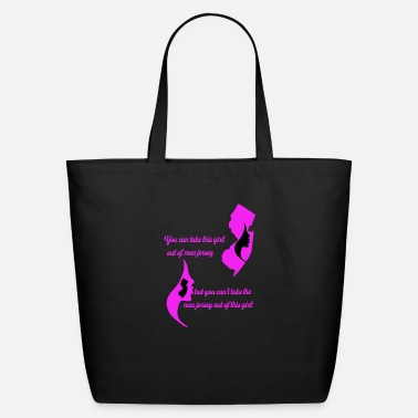 New Jersey New Jersey Girl - Eco-Friendly Tote Bag