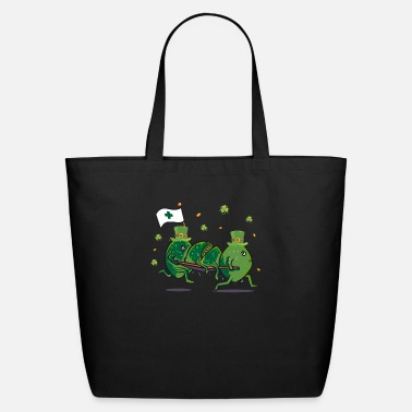 Patrick Funny St Patricks Day Leprechaun Party gift Paddy - Eco-Friendly Tote Bag
