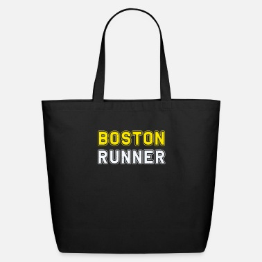 Boston Marathon Boston Runners Running Marathon - Eco-Friendly Tote Bag