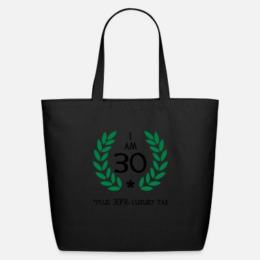 Number 40 - 30 plus tax - Eco-Friendly Tote Bag