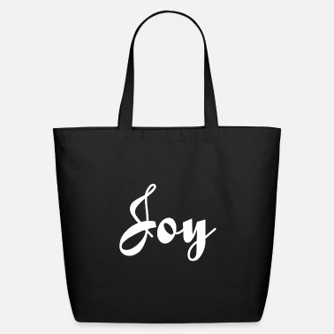 Joy Joy | Choose Joy - Eco-Friendly Tote Bag