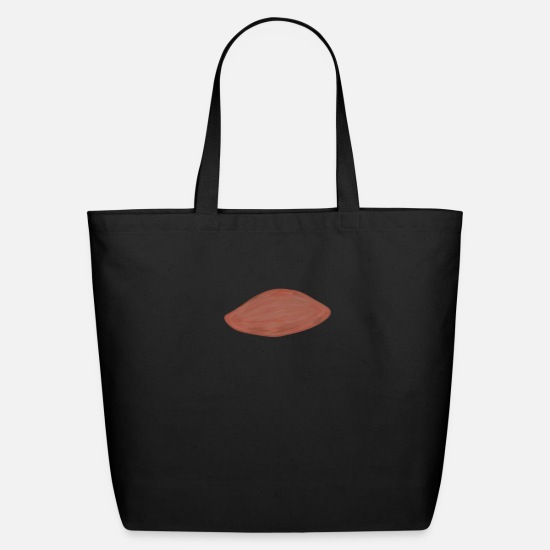 Potato Bags & Backpacks - sweet potato - Eco-Friendly Tote Bag black