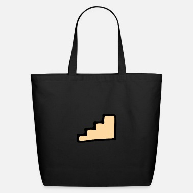 Stairs Stairs - Eco-Friendly Tote Bag