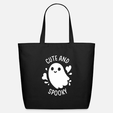 Spooky Hippie Cute and Spooky halloween - Eco-Friendly Tote Bag