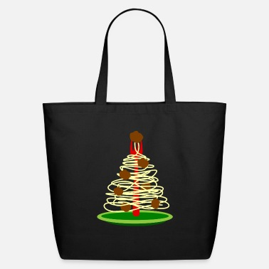 Spaghetti spaghetti - Eco-Friendly Tote Bag