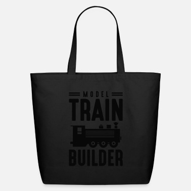 Model Model Train Builder - Eco-Friendly Tote Bag