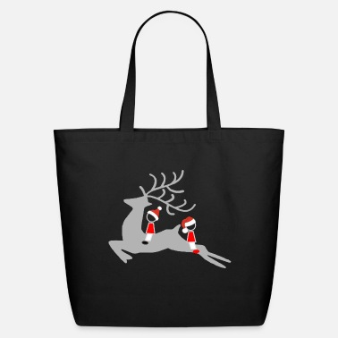 Umeven deer - Eco-Friendly Tote Bag