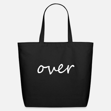 Over over - Eco-Friendly Tote Bag