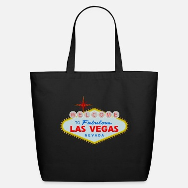Las Las Vegas - Eco-Friendly Tote Bag