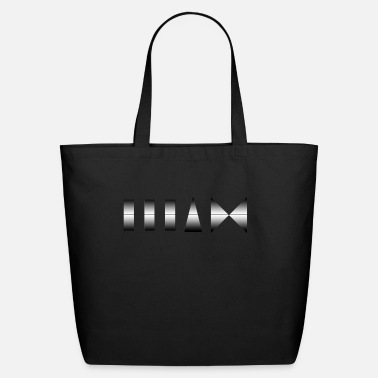 Shapes Shapes - Eco-Friendly Tote Bag