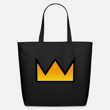 Logo RIVERDALE CROWN gold logo - Eco-Friendly Tote Bag