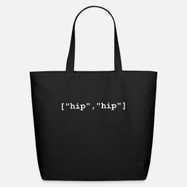 Hip hip hip - Eco-Friendly Tote Bag