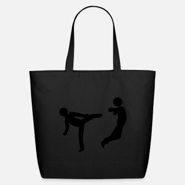 Provocation slapping - Eco-Friendly Tote Bag