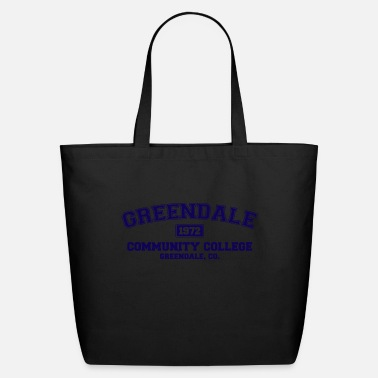 Greendale Community Greendale Community College - Eco-Friendly Tote Bag