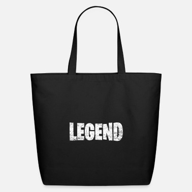 Legend Legend - Eco-Friendly Tote Bag