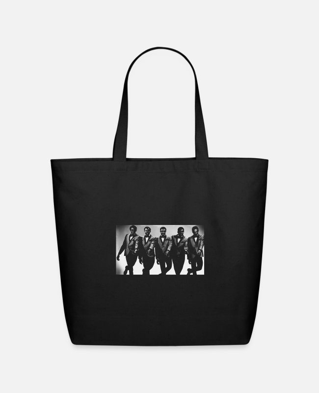 Friend Bags & Backpacks - the temptations tour date time 2016 ai5 - Eco-Friendly Tote Bag black