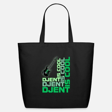 Audio Djent Is Cool - Eco-Friendly Tote Bag