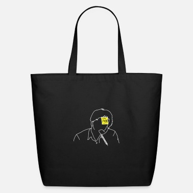Phone On Phone - Eco-Friendly Tote Bag