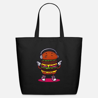 Burger boogie - Eco-Friendly Tote Bag