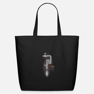 Urban urban - urban area - shirt - Eco-Friendly Tote Bag