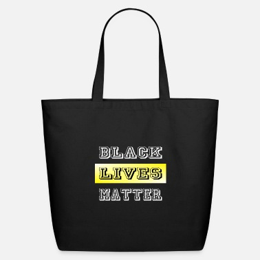 Fashion Black lives Matter - Eco-Friendly Tote Bag