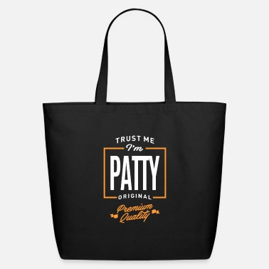 Patty Patty - Eco-Friendly Tote Bag