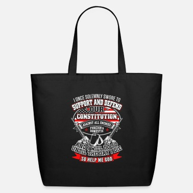 Constitution Constitution - Eco-Friendly Tote Bag
