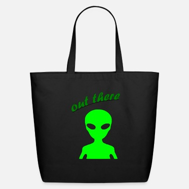 Out OUT THERE - Eco-Friendly Tote Bag