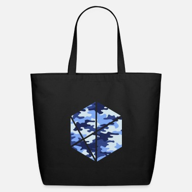 Trend Trend honeycomb camouflage - Eco-Friendly Tote Bag
