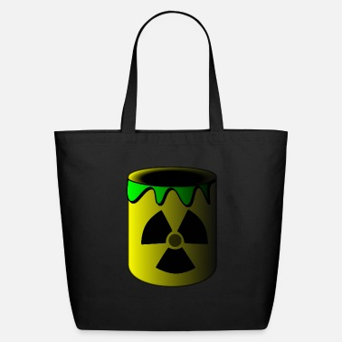 Toxic toxic - Eco-Friendly Tote Bag