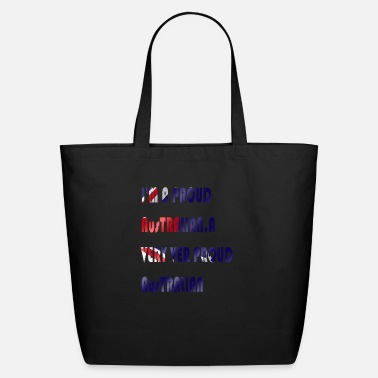 Australian Cattle Dogs Cartoon Quotes Australian pride t-shirt promotions - Eco-Friendly Tote Bag