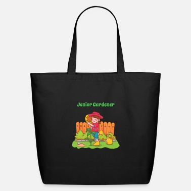 Junior Gardener - Eco-Friendly Tote Bag