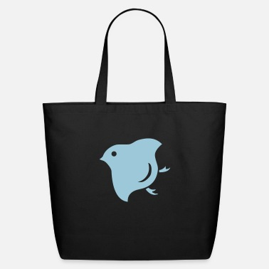 Irony plover - Eco-Friendly Tote Bag