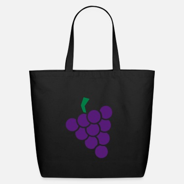 Wine Grape - Bunch of grapes - Wine - Eco-Friendly Tote Bag