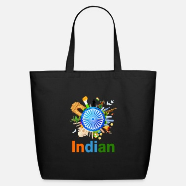 Patriot INDIAN - Eco-Friendly Tote Bag