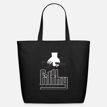 Filthy Filthy Skateboard - Eco-Friendly Tote Bag