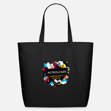 Astrology ASTROLOGER - Eco-Friendly Tote Bag