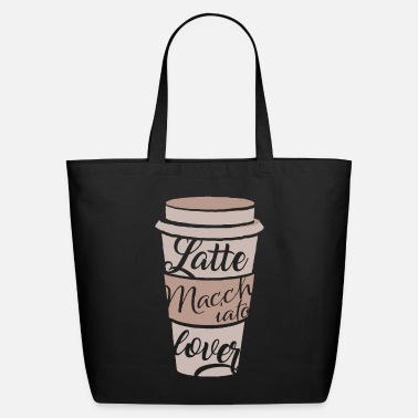 Latte Macchiato Latte Macchiato Lover - Eco-Friendly Tote Bag
