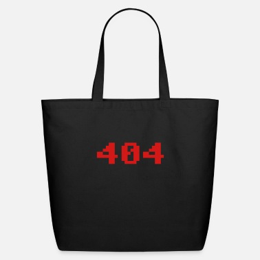 Internet 404 - Eco-Friendly Tote Bag