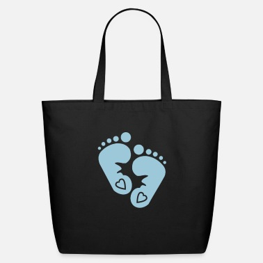 Feet feet - Eco-Friendly Tote Bag