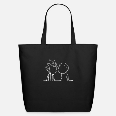 Dub wubba lubba dub dub - Eco-Friendly Tote Bag