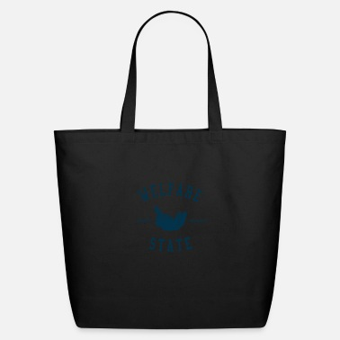 Welfare State - Eco-Friendly Tote Bag