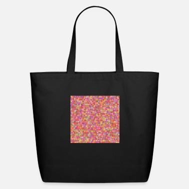 Living Coral Living Coral Pattern - Eco-Friendly Tote Bag