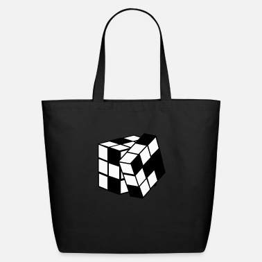 Cube RubiksCube - Eco-Friendly Tote Bag