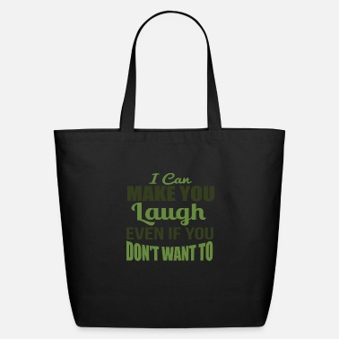 Laughter Laughter - Eco-Friendly Tote Bag