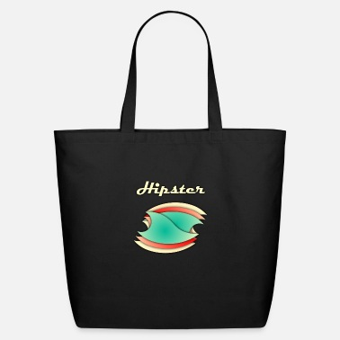Decoration hipster decor - Eco-Friendly Tote Bag