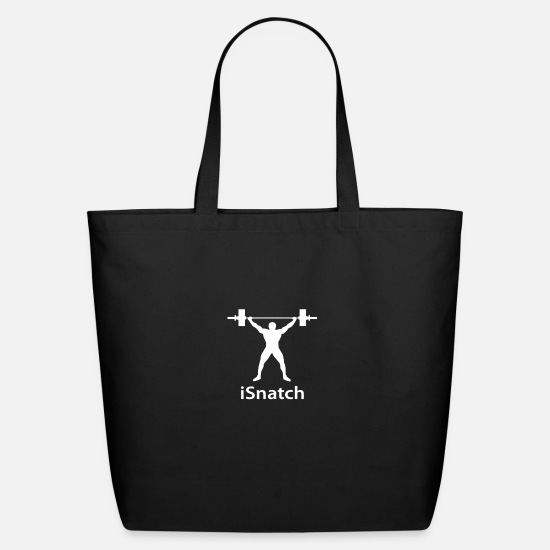 Snatch Bags & Backpacks - I snatch - Eco-Friendly Tote Bag black