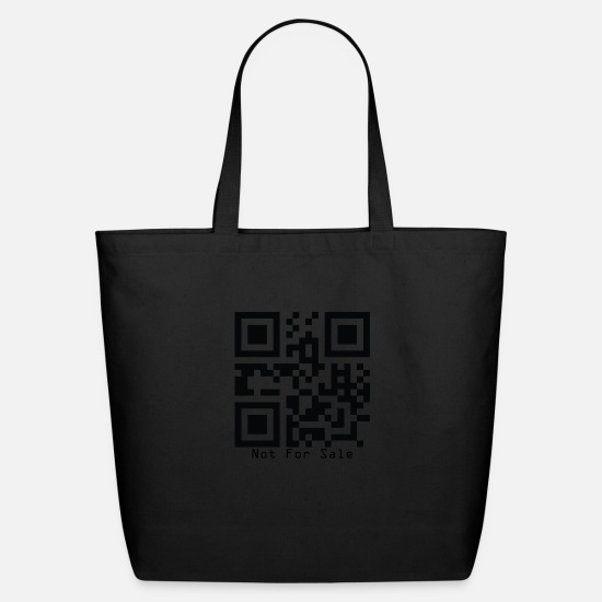 Sale Bags & Backpacks - Not-For-Sale - Eco-Friendly Tote Bag black
